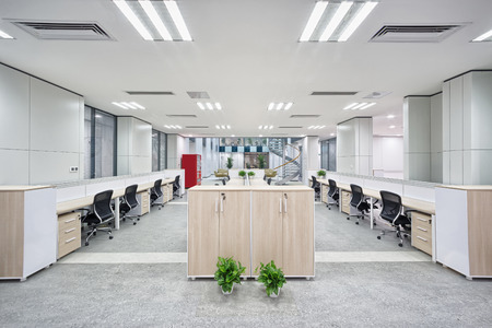 modern office interior Stock Photo - 34507320