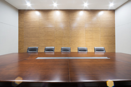 conference room table: modern office meeting room interior