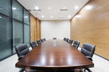 현대 사무실 회의실 인테리어
