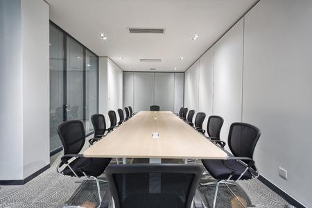 modern office interior: modern office meeting room interior