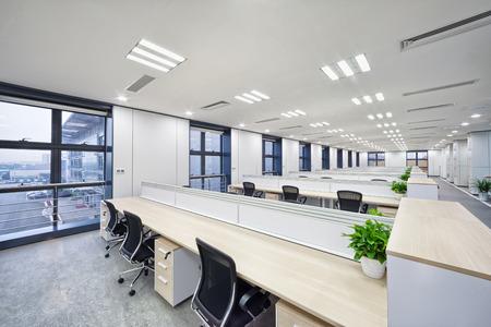 light: modern office interior