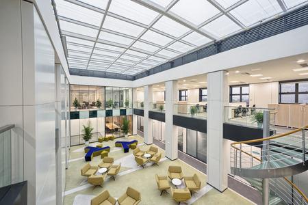moderních kancelářských interiérů