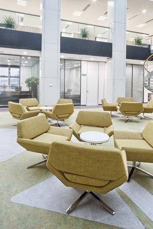 lobby design: modern office lobby hall interior
