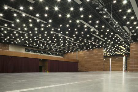 sound proof: National art center performance hall interior.