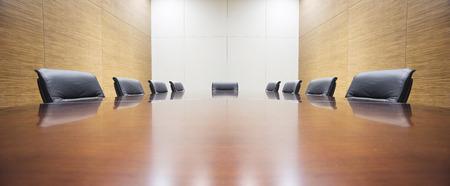 Table moderne bureau de salle de réunion et une chaise