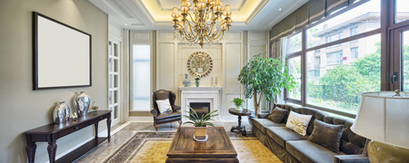 luxury living room: luxury living room interior
