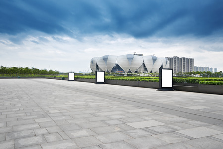 deportes olimpicos: Hangzhou Centro de Deportes Ol�mpicos Editorial