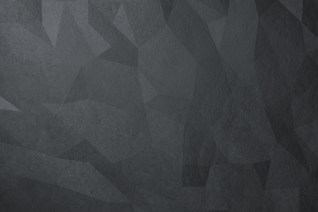 ice surface: 3d low polygons background