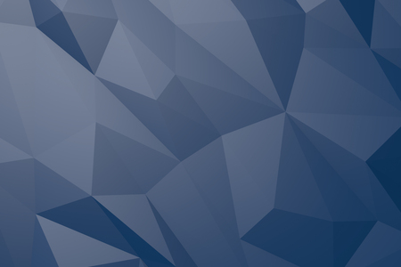 ice surface: abstract low polygon background