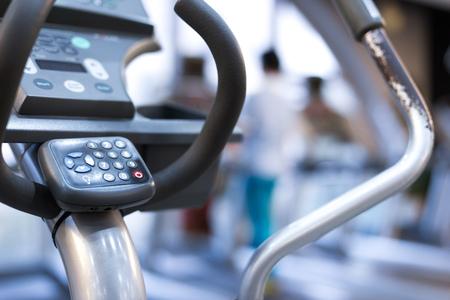 pannel: pannel of equipment in feiliwei gym