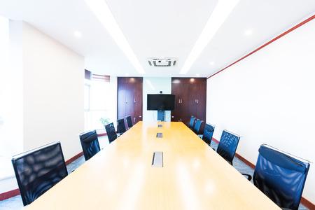 interior room: interior of modern meeting room