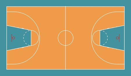 basketball court: Texture for basketball court