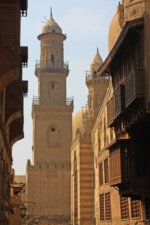 Architecture of Old Cairo Stock Photo - 7920680