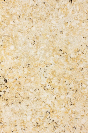 The texture of surface of yellow marble plate photo