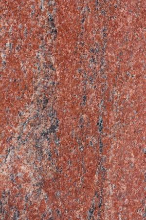 granit: The texture of red granite