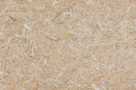 chipboard: Wooden chipboard surface close-up textured Stock Photo