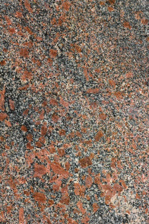 quarz: Texture of red granite with natural color