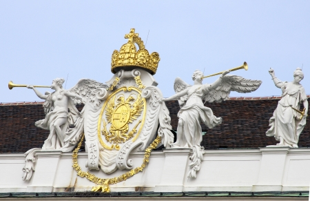 habsburg: Coat of arms of the House of Habsburg   Stock Photo