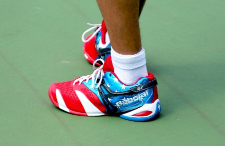 Limited edition Stars & Stripes tennis shoes