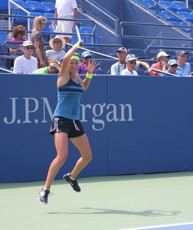 grand hard: FLUSHING, NY - AUGUST 23: Grand Slam champion Victoria Azarenka practices for US Open at Louis Armstrong Stadium at Billie Jean King National Tennis Center on August 23, 2012 in Flushing, NY.