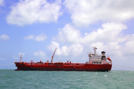 anagrafica: BELIZE - 9 giugno Ocean Mariner cisterna nei pressi di Belize City il 9 giugno 2013 Ocean Mariner � una petroliera e chimica con porto di registrazione Valletta, Malta
