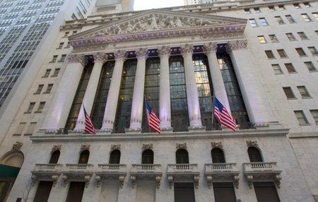 new york stock exchange: NEW YORK CITY - 12 aprile il New York Stock Exchange il 12 aprile 2014 a New York � il pi� grande scambio al mondo per capitalizzazione di mercato