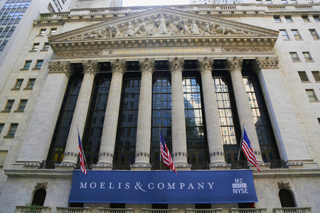 world   s largest: NEW YORK- JULY 17  The New York Stock Exchange on July 17, 2014  It is by far the world s largest stock exchange by market capitalization of its listed companies at US 16 613 trillion as of May 2013