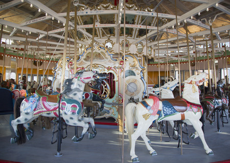 Carousel Horse Stock Photos Royalty Free Images