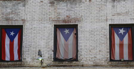 rican: Puerto Rican flags