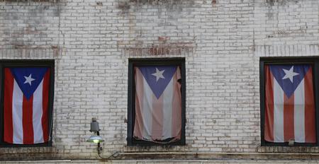 puerto rican: Puerto Rican flags