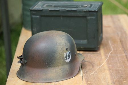 memorabilia: World War II German military memorabilia Editorial