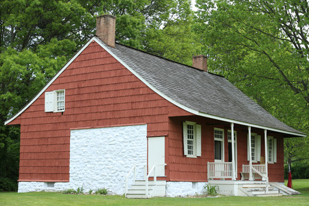 19th: 19th Century farm house in New York State