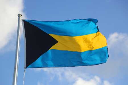 Flag of the Commonwealth of The Bahamas