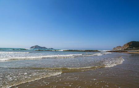 Waimarama Beach, Hawke's Bay, New Zealand. Waimarama Beach is one of the most sought-after coastal resorts in the country