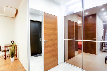 Russia, Novosibirsk - 28 January, 2016: interior room apartment. 新聞圖片