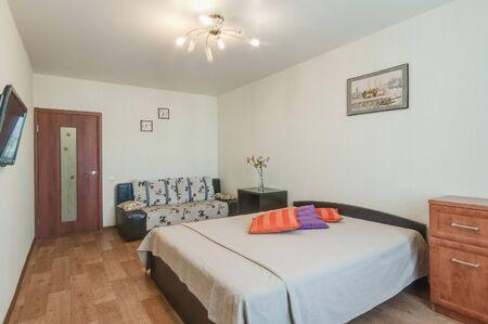 Russia, Moscow- september 20, 2017: interior room apartment. Redakční