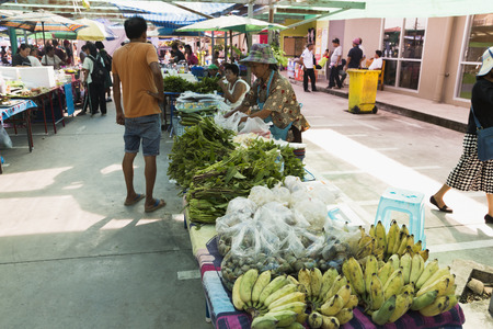 Useful safe Thai fresh food Thailand, co-phangan, TongSala July 27, 2017