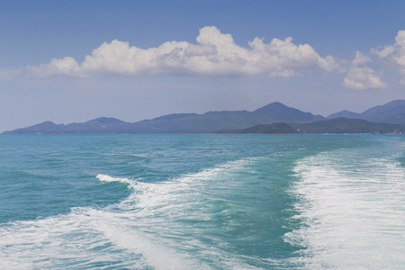 landscape sea journey the wave nature purity