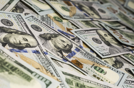 buying stock: Money Stock Photo