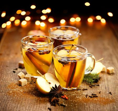 citricos: Sidra caliente con adici�n de especias arom�ticas y c�tricos