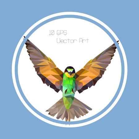 triangle bird