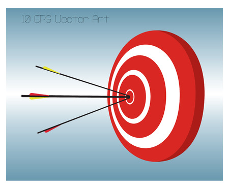 Good shot  イラスト・ベクター素材
