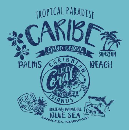 Caribbean Cuba coral reef tropical paradise