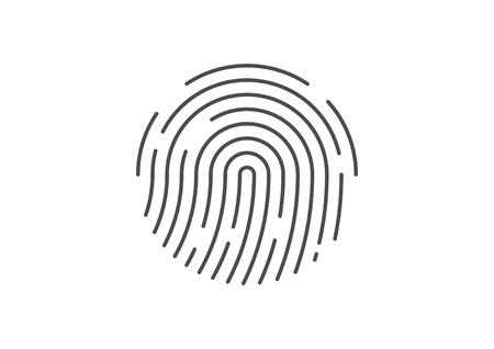 odcisk kciuka: thumbprint