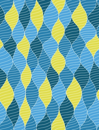 domino: domino waves vertical seamless pattern