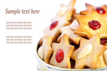 Christmas stars Stock Photo - 12155991