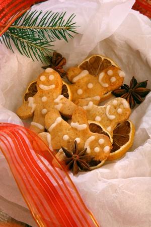 galletas de jengibre: El hombre de pan de jengibre