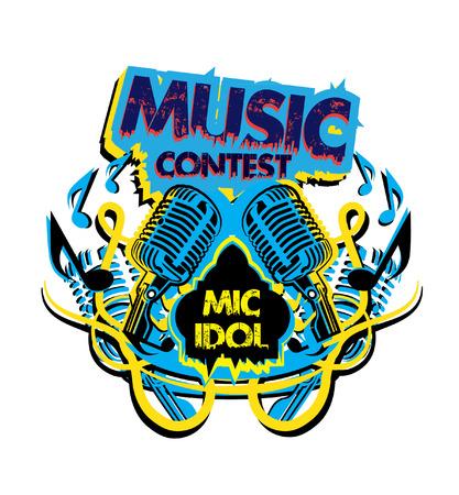 music contest icon