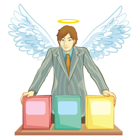 barter: Exchange traded pure as angels, bright with happiness.