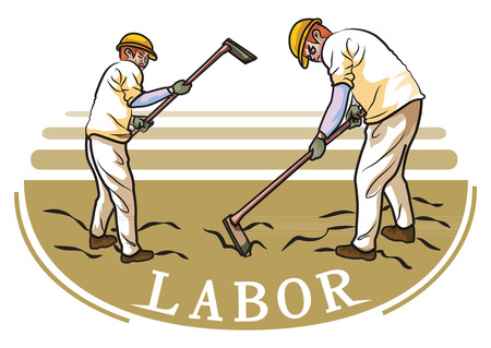 fitter: labor logo,sing